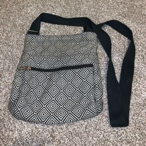 Thirty-One Crossbody and Wristlet